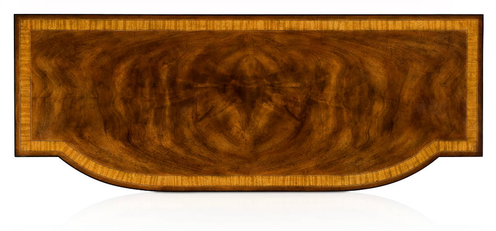 Mahogany chest of drawers