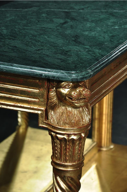 Gillows console table
