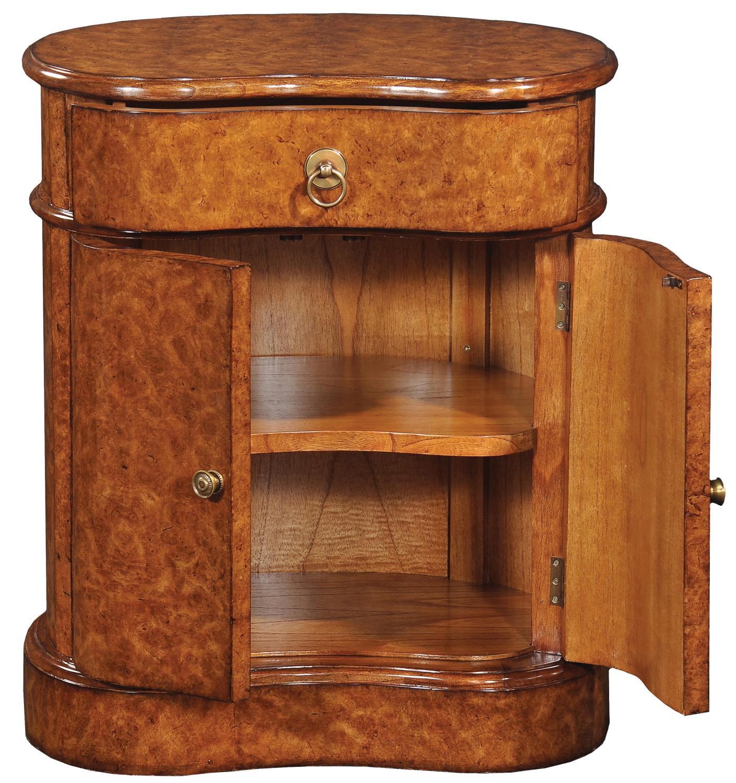 Mauretania bedside cabinet