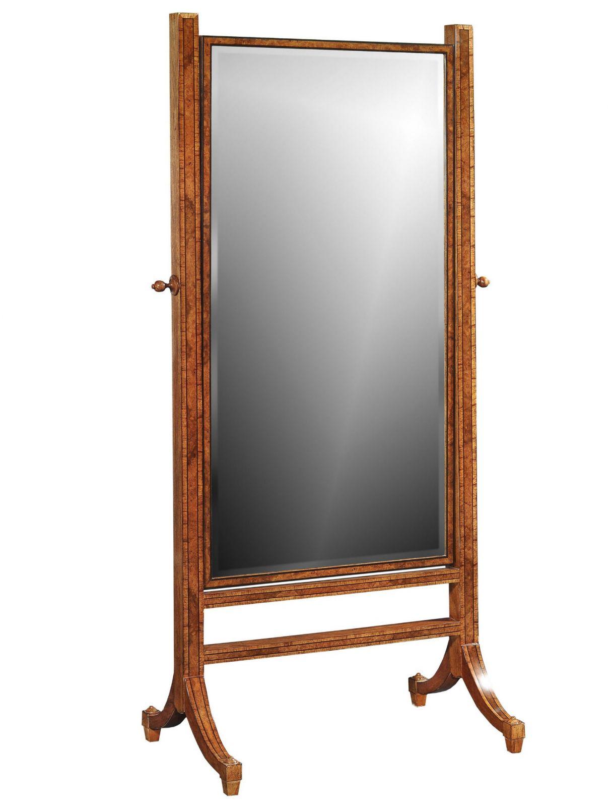 Dorchester cheval mirror