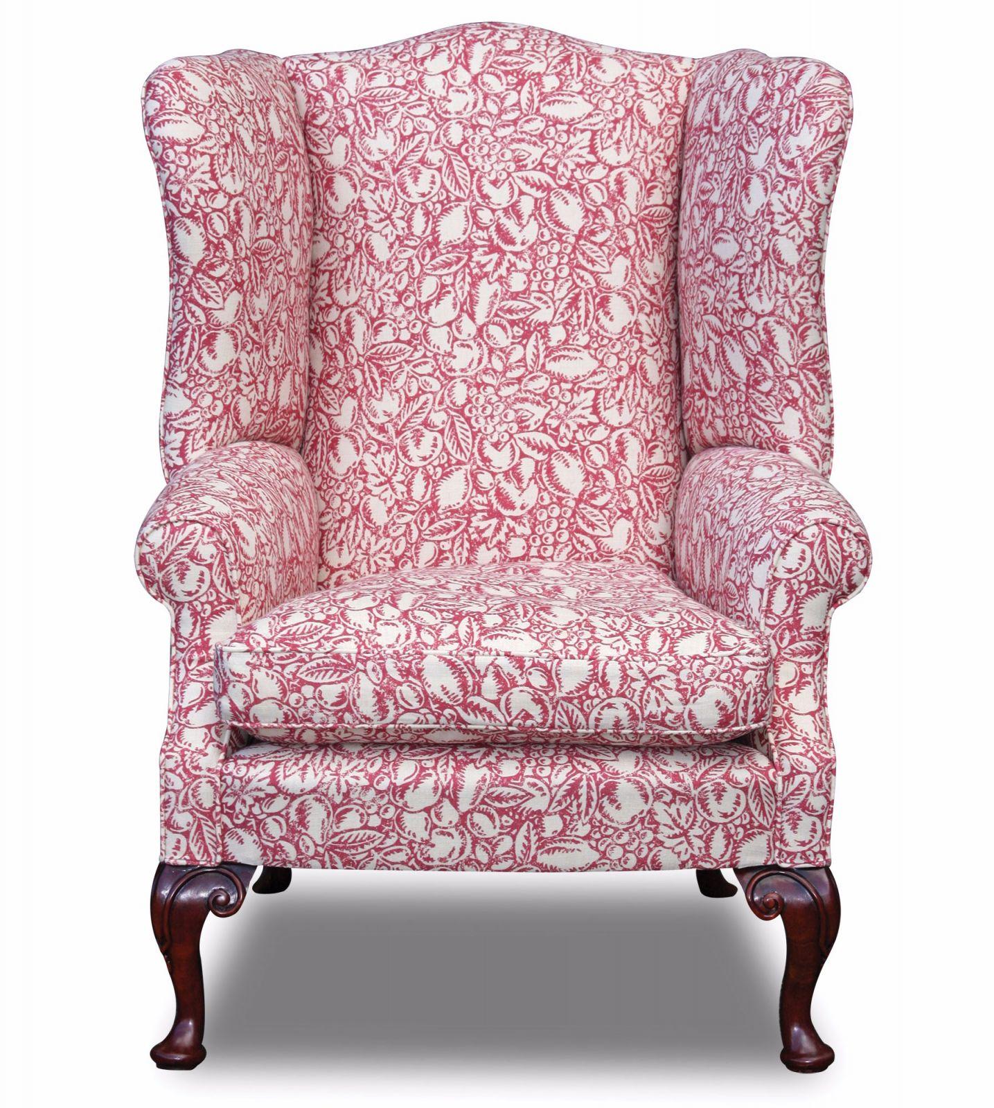 Coleridge Gents wing chair