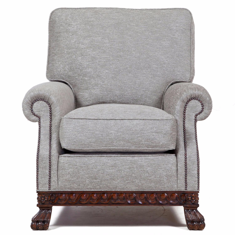 Dartington chair in a platinum weave