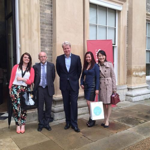 Althorp Literary Festival Proudly Sponsored by Brights of Nettlebed