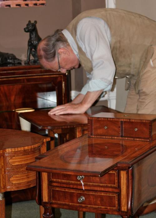 The English Cabinetmaker Evening Talk