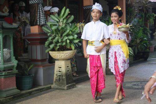 The Balinese Kebaya