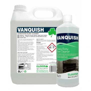 Clover | Vanquish | Heavy Duty Oven Cleaner | 304