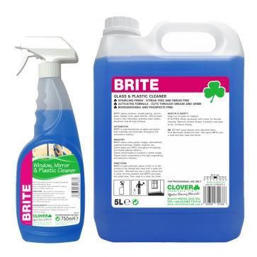 Clover | Brite | Glass Cleaner | 701