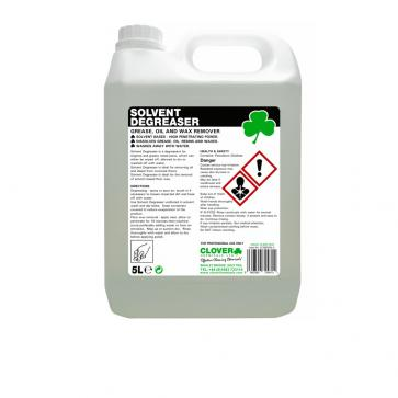 Clover | Solvent Degreaser | Grease, Oil & Wax Remover | 5 Litre | 710