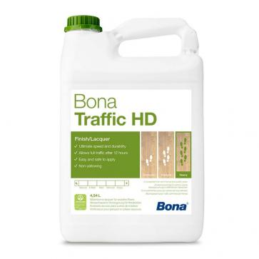 Bona Traffic HD | Wood Floor Lacquer | 4.95 Litre | Case of 3