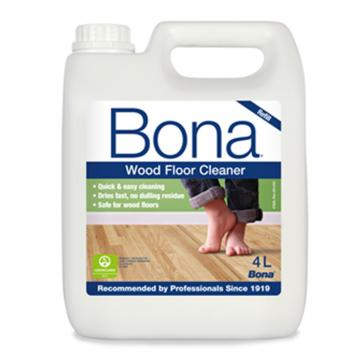 Bona | Wood Floor Cleaner Refill | 4 Litre | Case of 3