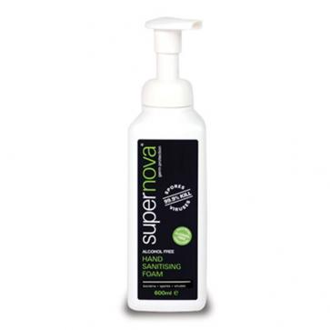 Supernova | Hand Sanitising Foam | 600ml | SN01