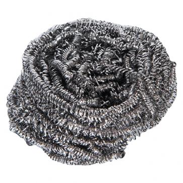 Large Stainless Steel Scourers | 40g | Pack of 10