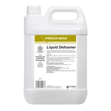 Prochem | Liquid Defoamer | 5 Litre | S760