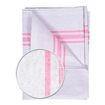 Robert Scott | White Cotton Tea Towels | 45cm x 74cm | Pack of 10