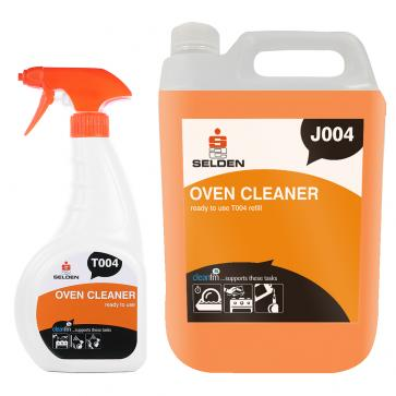 Selden | Oven Cleaner | T004 | J004