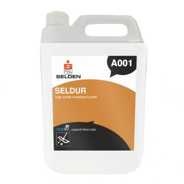 Selden | Seldur | Metallised Polish | 5 Litre | Case of 2 | A001