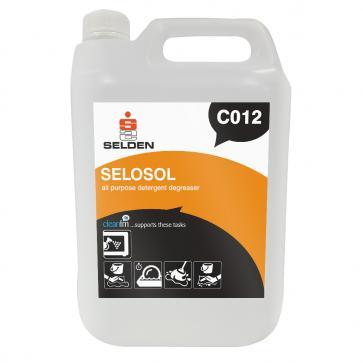 Selden | Selosol | All Purpose Detergent Degreaser | C012