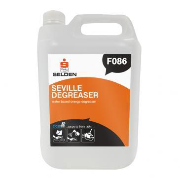 Selden | Seville Degreaser | 5 Litre | F086 | Case of 2