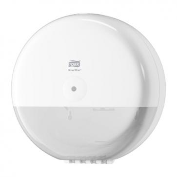Tork | SmartOne Elevation | Plastic Toilet Roll Dispenser | White | 680000