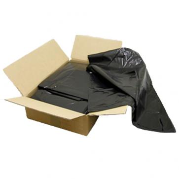 Black Standard Compactor Sacks | Box of 100 | BRS055