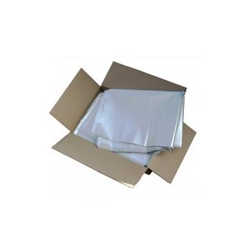 Clear Compactor Sacks | Box of 100 | BRS057