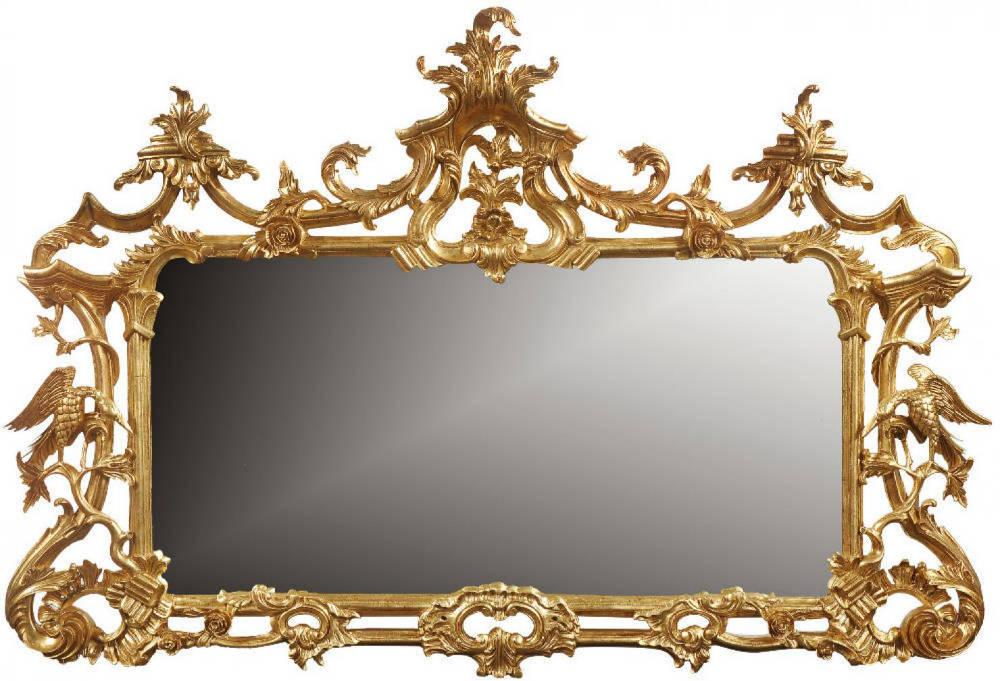 Reproduction mirror after Thomas Chippendale