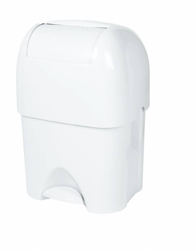 50 Litre White Nappy Bin