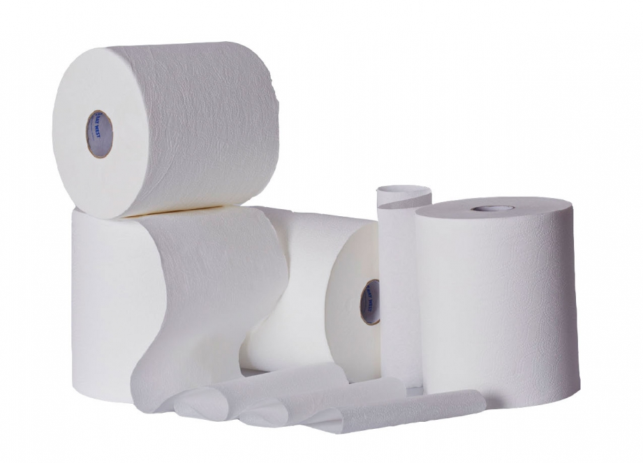 Bay West Impressions 3 Ply Toilet Tissue