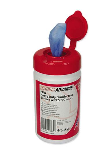 Sanitising Surface Wipes