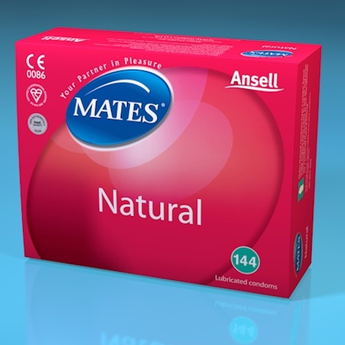 Mates Condoms 3 pack