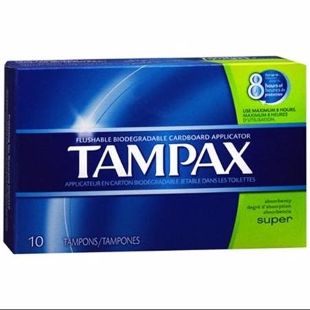 Tampax Tampons 3 pack