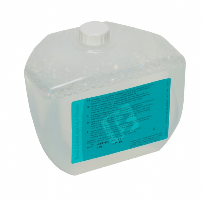 Bay West Bactericidal Foam Soap