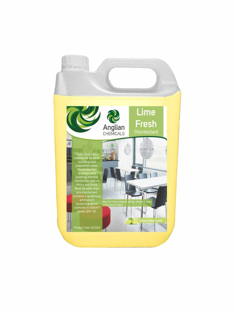 Lime Fresh Disinfectant