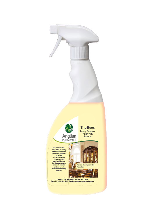The Bees - Antique Furniture Furniture Polish