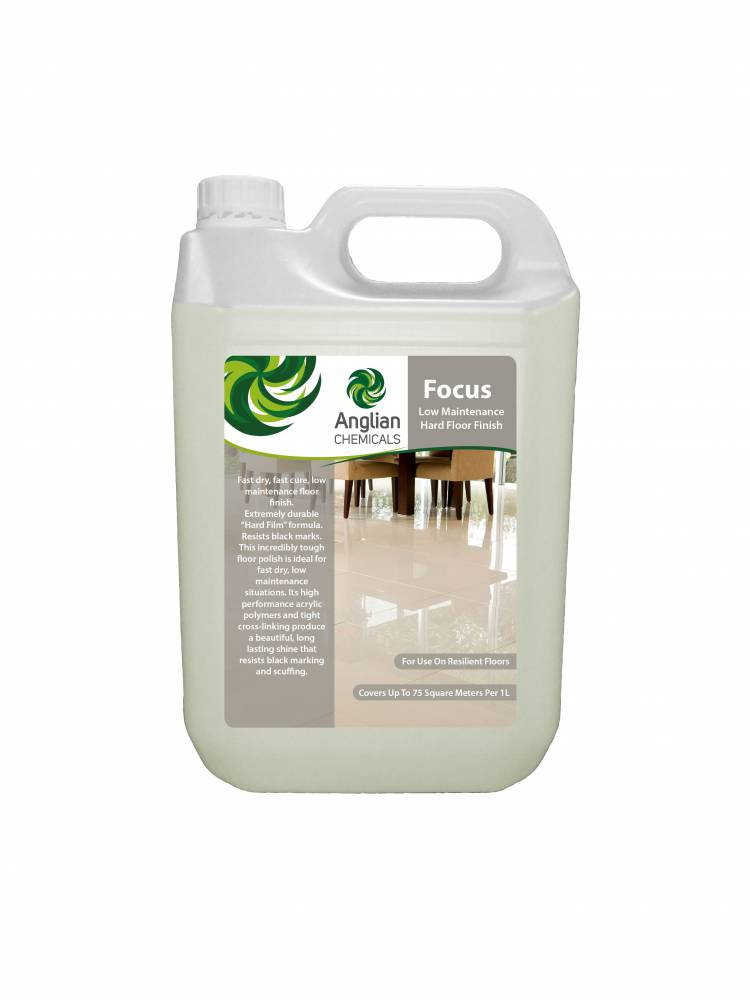 Focus Floor Finish Polish