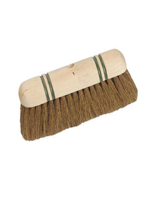 Coco soft broom head