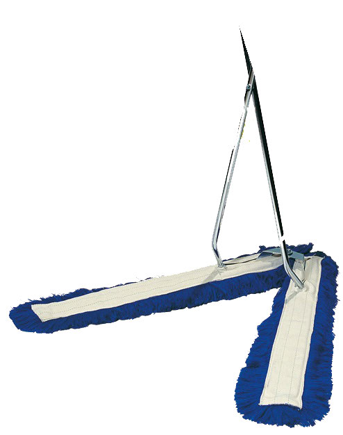 Replacement head for V-Sweeper dust mop