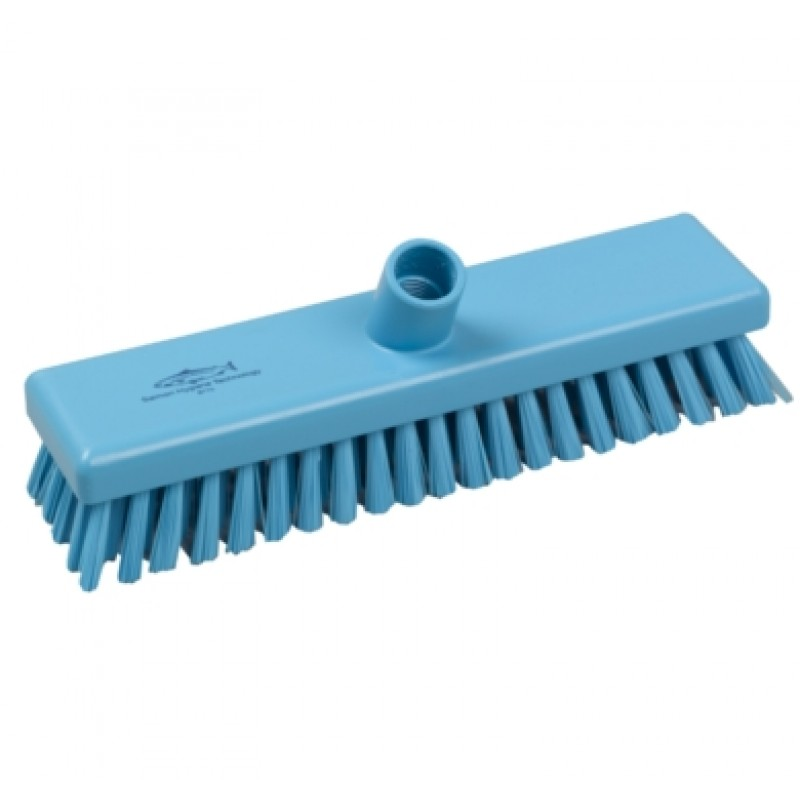 "9"" Stiff Deck Scrub Brush"