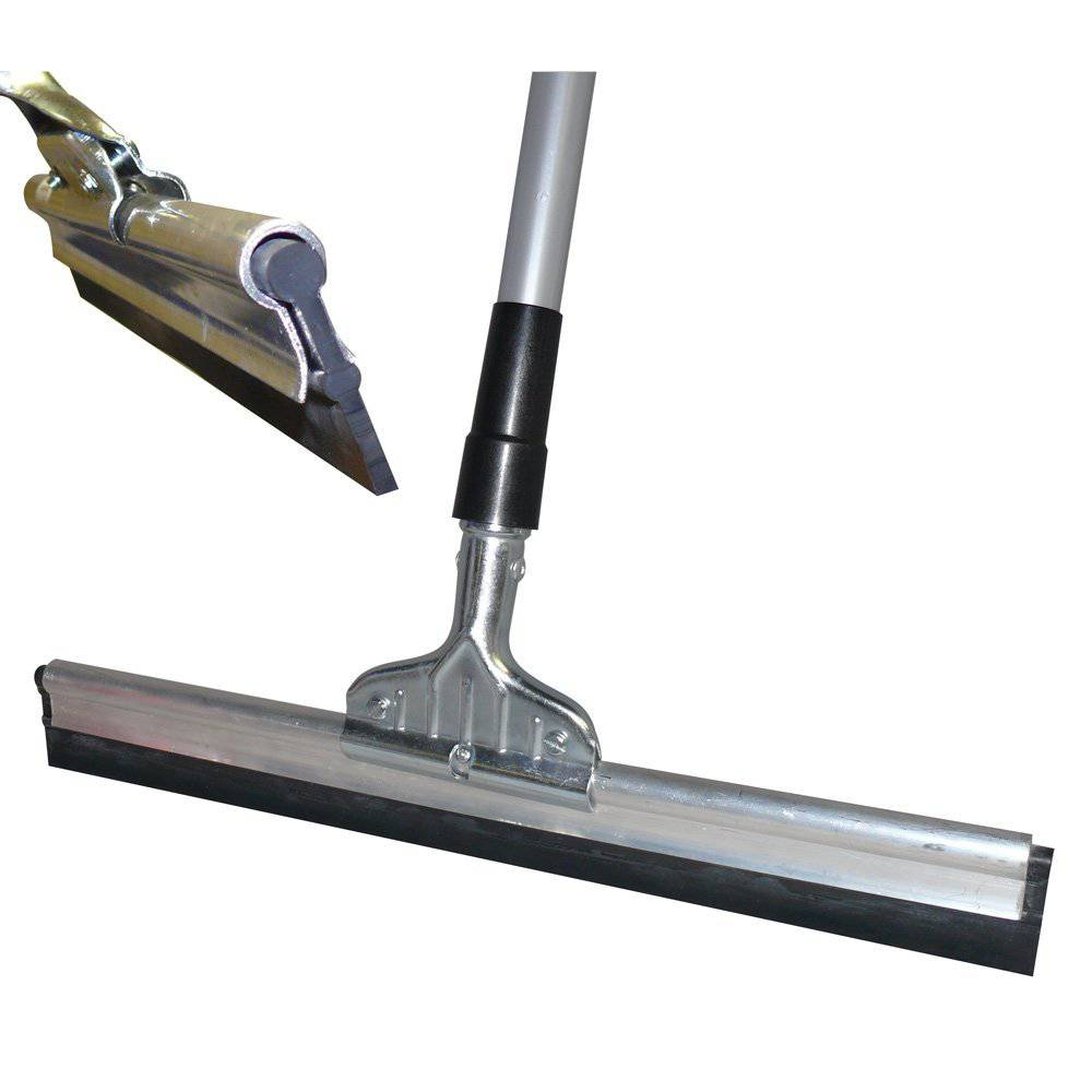 Metal Squeegee Head Floor Squeegees From Anglian Chemicals