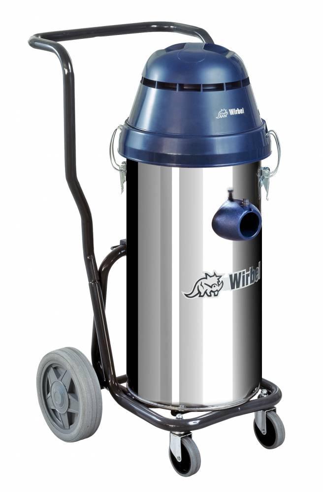 931 Inox Tank Mounted Wet & Dry Vacuum