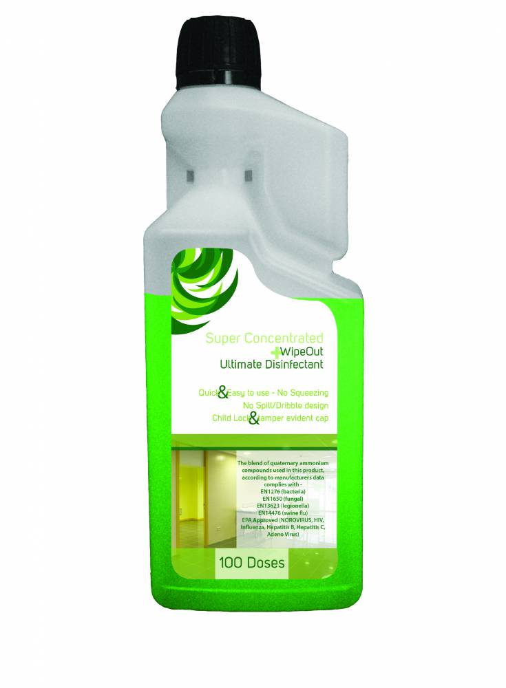 WipeOut Super Concentrated Ultimate Disinfectant