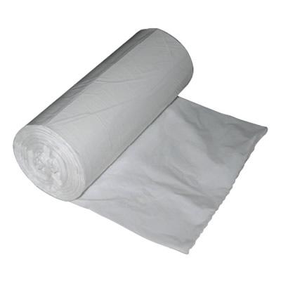 Light Duty White Square Bin Liner