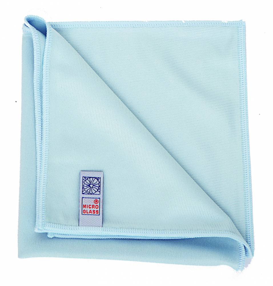 Microglass cleaning cloth