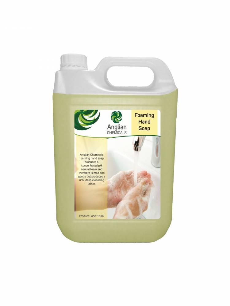 Foaming Hand Soap - 5 Litre