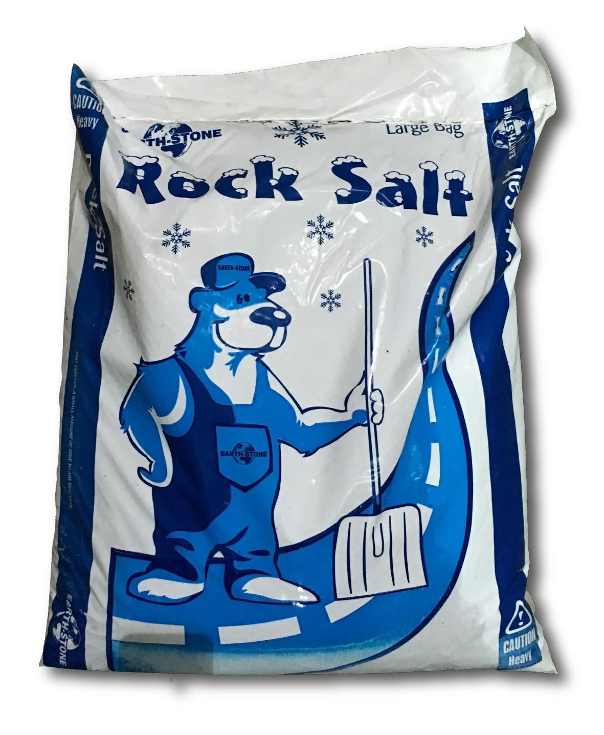 Brown Rock salt
