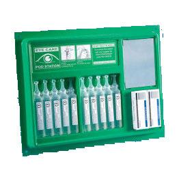 25x20ml Eye Wash & Wound Station Refills