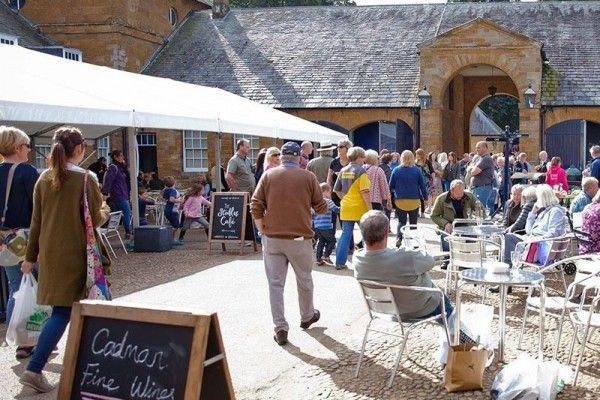 Althorp Food and Drink Festival 2019