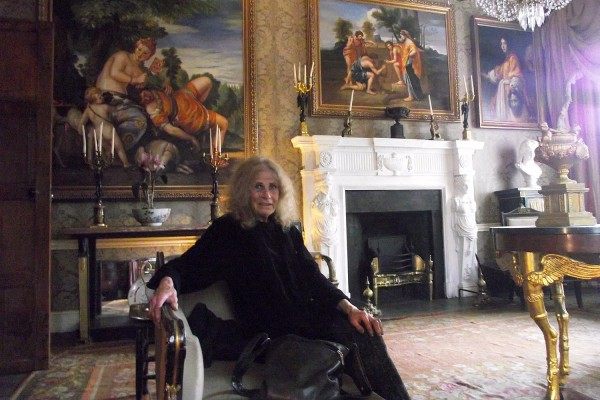 Commissioned oil paintings for the Jacobean country house, Plas Teg