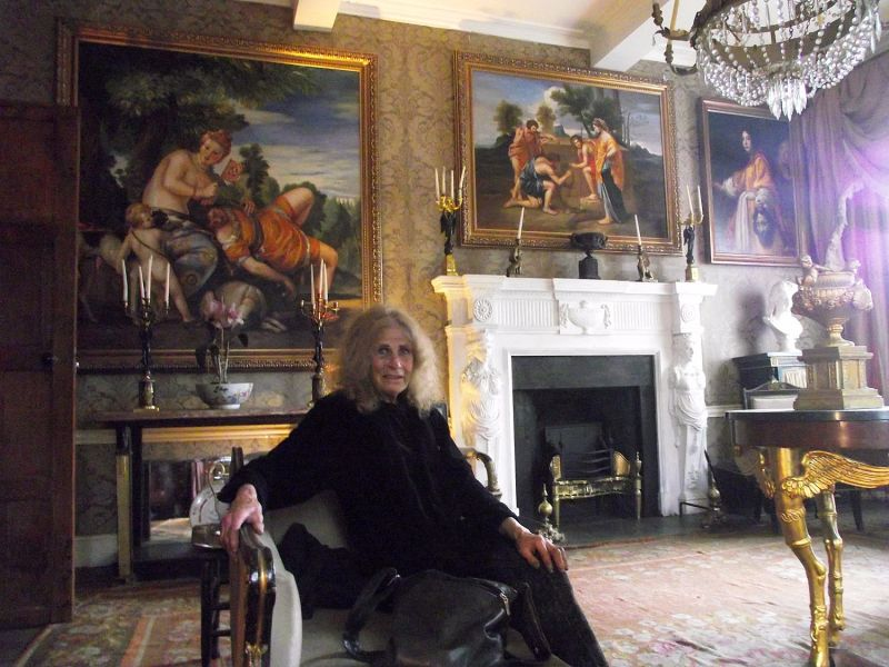 Commissioned Oil Paintings For The Jacobean Country House