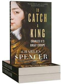 To Catch A King book
